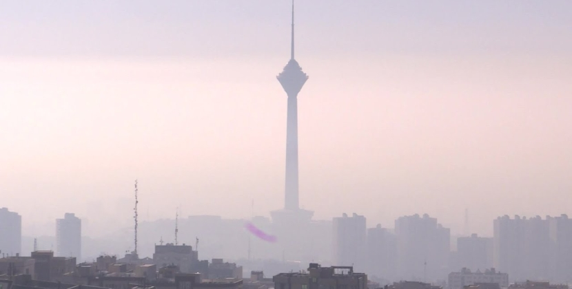 تاثیر آلودگی هوا بر گسترش کرونا